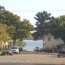 Rental info for 1177 Reed Avenue in the San Diego area
