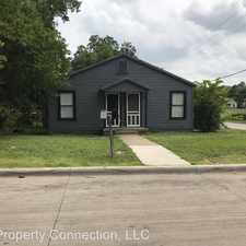 Rental info for 3300-02 Hanger Ave in the Fort Worth area