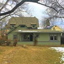 Rental info for 3076 10th Street in the Boulder area