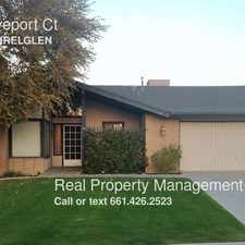 Rental info for 6500 Shreveport Ct in the Bakersfield area