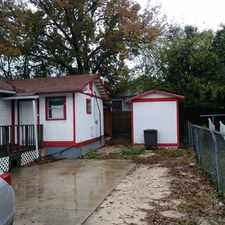 Rental info for 107 Jesus Alley in the San Antonio area