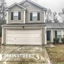 Rental info for 10554 Glory Meadow Court in the Charlotte area