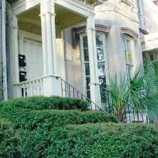 Rental info for 116 E. Gaston St. Parlor in the Savannah area