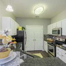 Rental info for 10308 Falls Mill Dr in the Raleigh area