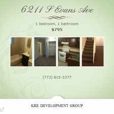 Rental info for kre development group in the West Woodlawn area