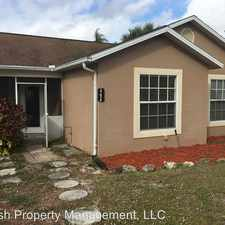 Rental info for 27850 Lime St
