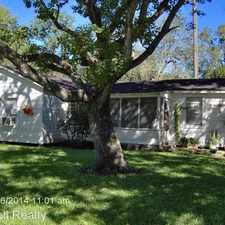 Rental info for 2705 Horn Road in the Bay City area
