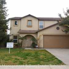 Rental info for 2211 Dandelion Ave in the Tulare area