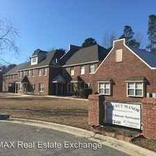 Rental info for 4617 Independence Blvd. in the Lumberton area