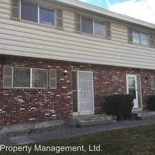Rental info for 133 Smithridge Park in the Convention Center area