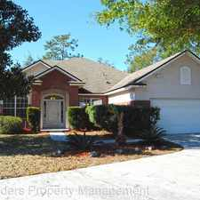 Rental info for 763 Rock Bay Drive in the Jacksonville area