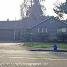 Rental info for 1366 Cal Young Road