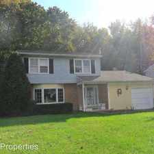 Rental info for 105 Iroquois Ct