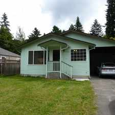 Rental info for Sandpoint 3/2 House - 3 bedrooms in the Seattle area