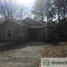 Rental info for 1452 Kennesaw NW Dr in the West Highlands area