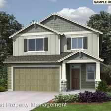 Rental info for 3623 NE Spruce Drive in the Camas area