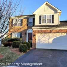 Rental info for 9625 Laurencekirk Pl in the Linton Hall area