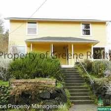 Rental info for 1316 8th Ave. SE