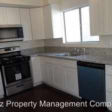 Rental info for 640 S. Fashion Park #D in the Santa Ana area