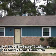 Rental info for 114 Audrey Court