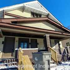 Rental info for 25 S Emerson Ave - Unit A in the Near Southeast area