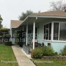 Rental info for 210 43rd Street in the California State University-Sacramento area