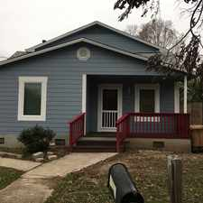 Rental info for 7600 Blessing Avenue B in the Austin area