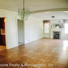 Rental info for 5749 8th Ave in the Los Angeles area