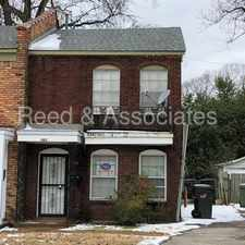 Rental info for Charming Duplex Located Just Minutes Away from UofM!!! in the Memphis area