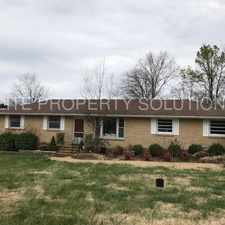 Rental info for Coming soon! Nice ranch in Madison area convenient to I-65 in the Nashville-Davidson area