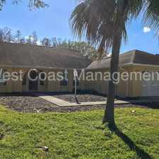 Rental info for Updated 4 Bedroom, 2 Bath Pool Home For Rent in Carrollwood! in the Northdale area