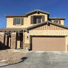Rental info for Gate community home in Chandler in the Chandler area
