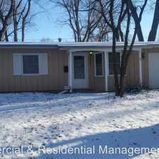 Rental info for 8707 E 92nd Street