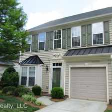 Rental info for 3151 Park South Station Blvd in the Charlotte area