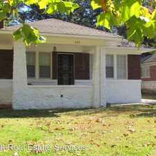 Rental info for 730 Maury Street in the Memphis area
