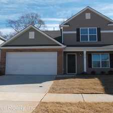 Rental info for 2528 Walnut Forest Drive in the Charlotte area