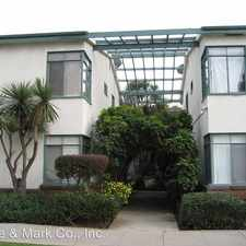 Rental info for 500 California Avenue in the Los Angeles area