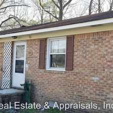Rental info for 313 Hurdle Drive in the 23322 area