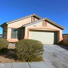 Rental info for 1092 Dove Eagle Court in the Henderson area