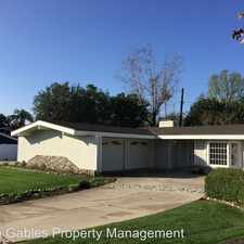 Rental info for 12691 Bubbling Well Road