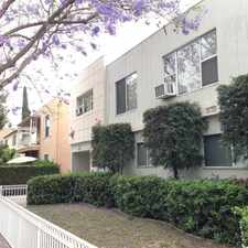 Rental info for 7972 Norton Ave. in the Los Angeles area