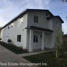 Rental info for 7821 Whitsett Ave in the Los Angeles area
