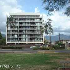 Rental info for 85-003 Pokai Bay Street #705