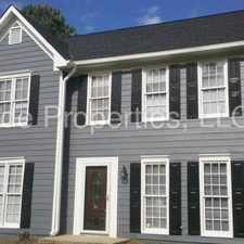 Rental info for Beautiful 4 Bedroom Lithonia Home! in the Redan area