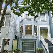 Rental info for 160-162 NOE STREET	EXCEPTIONAL DUBOCE TRIANGLE 2-UNIT For Sale