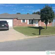 Rental info for walk in closet in master bedroom. Laundry room, pantry. Lots of closet space. fenced yard.