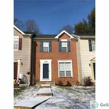 Rental info for 3BR 2.5BA TH in sought after Oak Grove Community in Olney/Brookeville in the 20832 area
