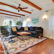 Rental info for 1342 S Orange Grove Ave in the Los Angeles area
