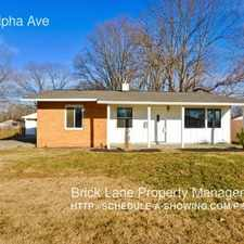 Rental info for 656 S Alpha Ave in the Brownsburg area