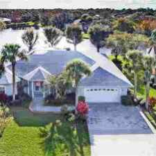 Rental info for 2108 SW Oakwater Point Palm City Four BR, Custom home built with